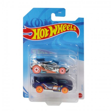 Hot Wheels Pack 2 Véhicules