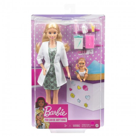 BARBIE® BABY DOCTOR DOLL
