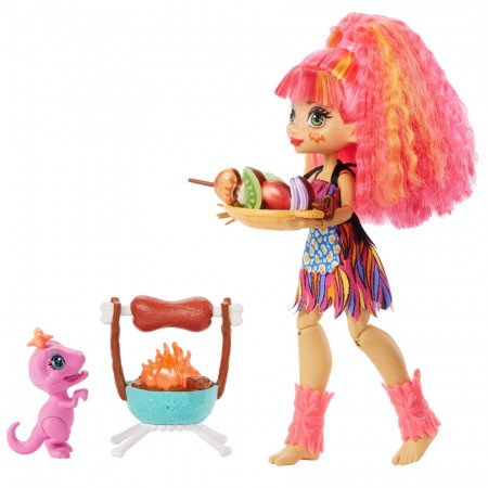 CAVE CLUB™ DOLL AND PLAYSET...