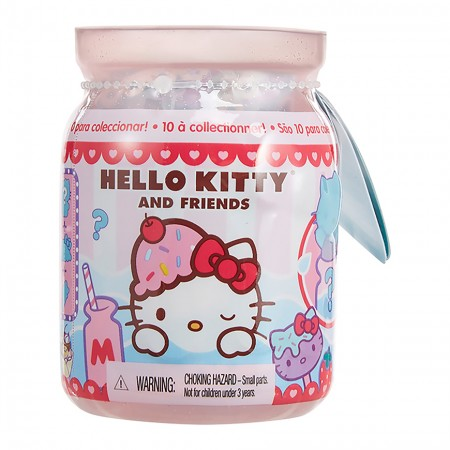 HELLO KITTY AND FRIENDS...