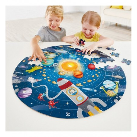 PUZZLE SYSTEME SOLAIRE