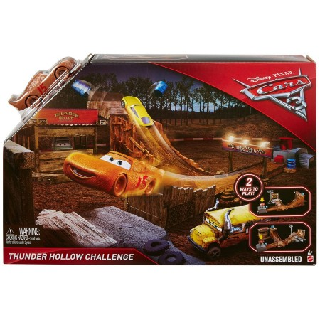 Thunder Hollow Challenge