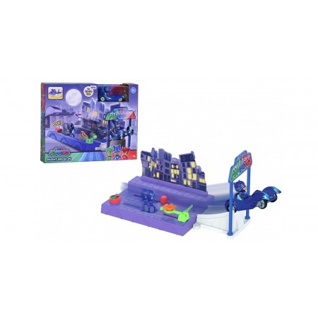 Night Mission PJMasks