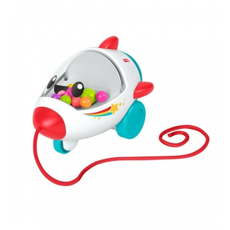Fisher-Price Pull Along Rocket