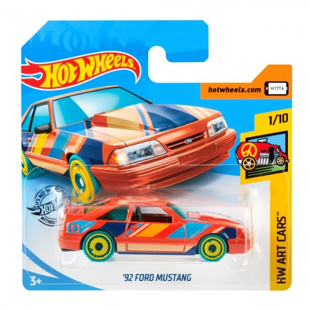 HW 92 FORD MUSTANG