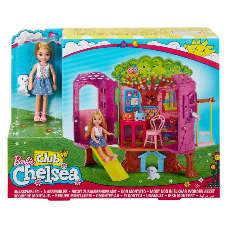 Barbie Chelsea Doll and...