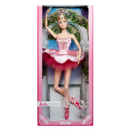Barbie Ballet Wishes Doll