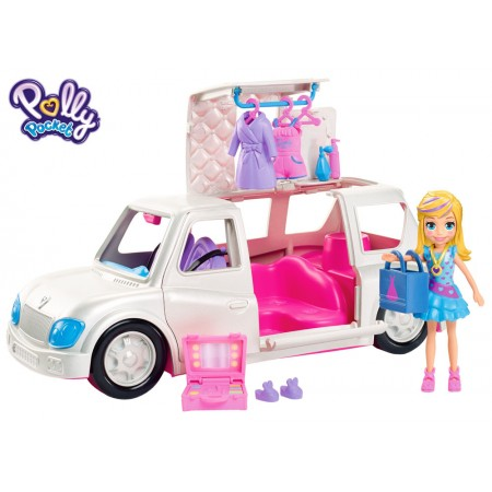 POLLY POCKET ARRIVE IN...
