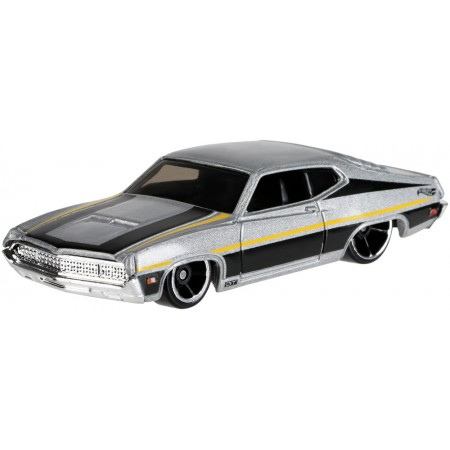 HW DETROIT MUSCLE 70 FORD...