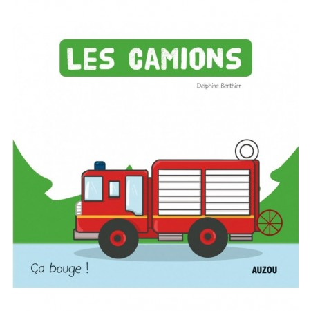 CA BOUGE - LES CAMIONS